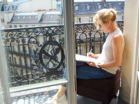 Writing-in-Paris