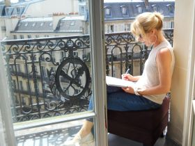 Writing-in-Paris